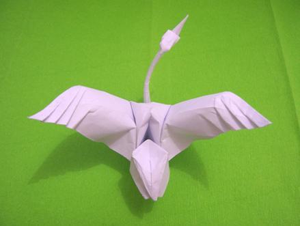 Koi Fish Origami Sipho Makana