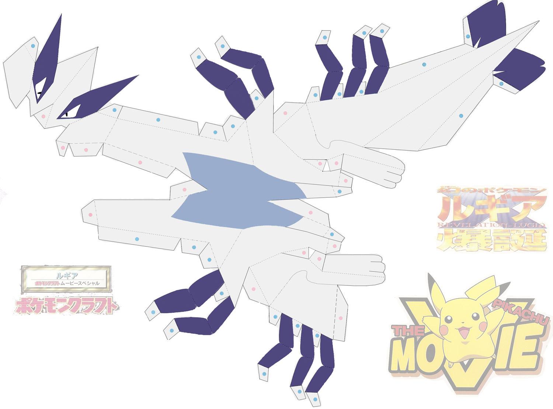 Pokemon Papercraft | www.woodworking.bofusfocus.com