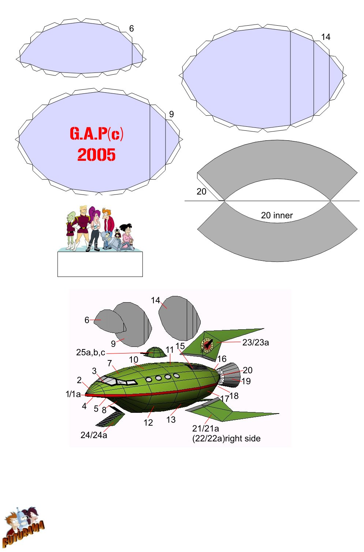 http://papercraft.wdfiles.com/local--files/papercraft%3Aplanet-express-ship/planet_express_3.jpg