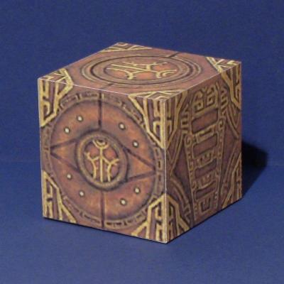 Skyrim Dwemer Puzzle Cube - /po/ Archives