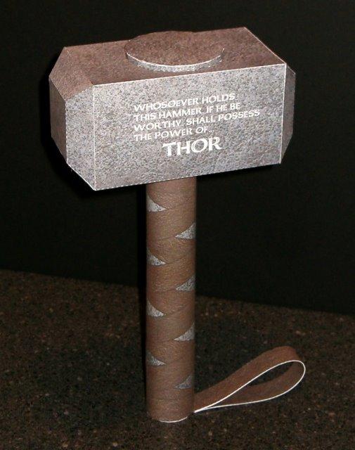 jual hammer of thor efek sing mamapuas pw strongest avenger