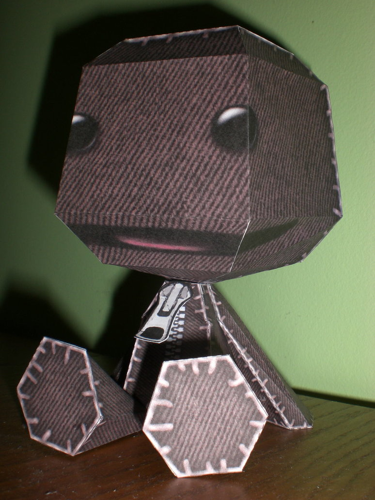 Make The Cut >> Sackboy - /po/ Archives
